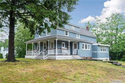 Ronkonkoma Single Family Home For Sale: 265 Holbrook Ave