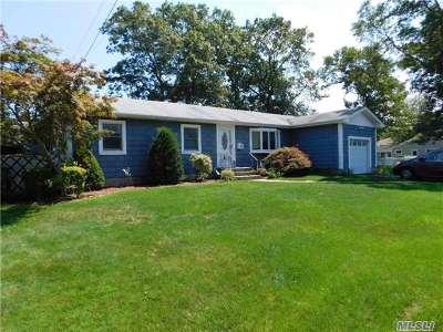 W. Babylon Single Family Home For Sale: 261 Lafayette Rd