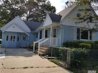 W. Babylon Single Family Home For Sale: 124 Vanderbilt Ave