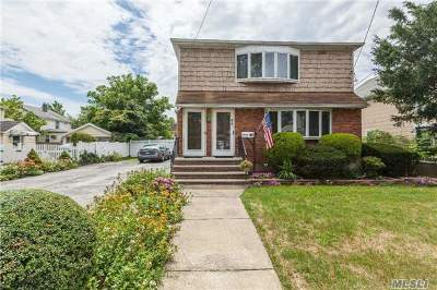Lynbrook Multi Family Home For Sale: 45 Cherry Ln