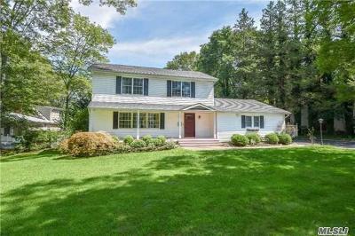Port Jefferson Single Family Home For Sale: 6 Meroke Trl