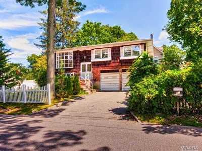 Huntington Single Family Home For Sale: 21 Macarthur Ave