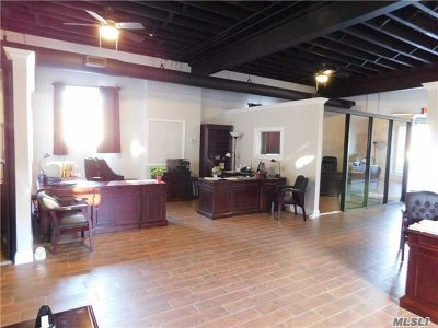 Island Park, Long Beach, Lynbrook, Oceanside, Rockville Centre Commercial For Sale: 2 Waterford Rd