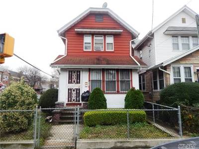 Brooklyn Single Family Home For Sale: 494 Lenox Rd
