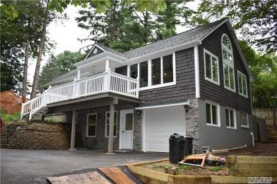 Smithtown Single Family Home For Sale: 89 Oakside Rd