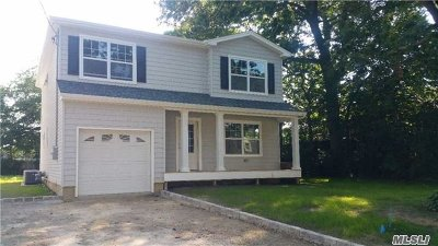 Lindenhurst Single Family Home For Sale: 186 S Delaware Ave