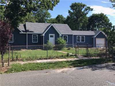 central Islip Single Family Home For Sale: 33 2nd Ave