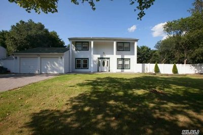 Coram Single Family Home For Sale: 9 Chesapeake Bay Rd