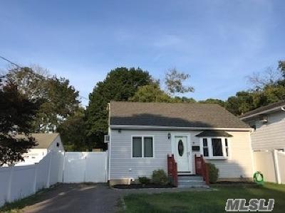 Lake Ronkonkoma Single Family Home For Sale: 9 Willis Ave