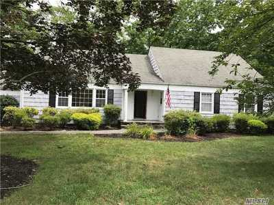 Smithtown Single Family Home For Sale: 21 Teapot Ln