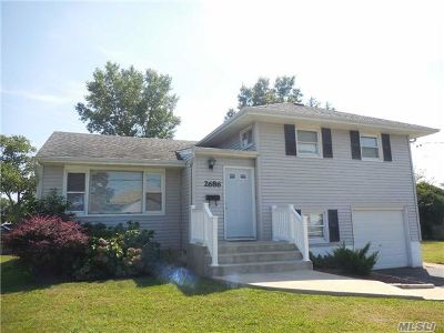 Bellmore Single Family Home For Sale: 2686 Anthony Ave