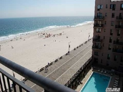 Lido Beach, Long Beach Condo/Townhouse For Sale: 100 W Broadway #7Q