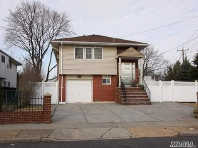 Hicksville Single Family Home For Sale: 58 Genesee St