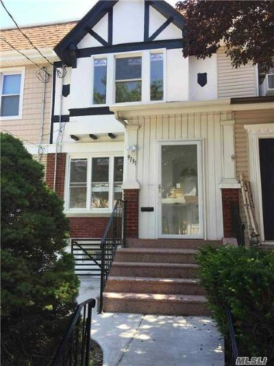 Woodhaven Single Family Home For Sale: 91-31 90th St