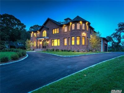 Roslyn Heights Single Family Home For Sale: 62 Schoolhouse Ln