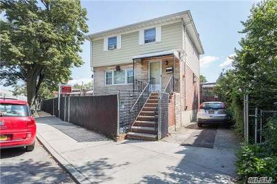 Woodside Single Family Home For Sale: 30-35 68th St