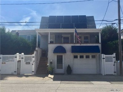 E Atlantic Beach, Lido Beach, Long Beach Single Family Home For Sale: 33 Malone Ave