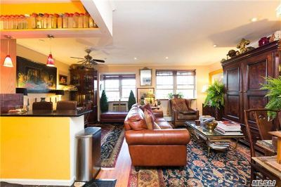 Jamaica Estates Condo/Townhouse For Sale: 172-35 Highland Ave #3H