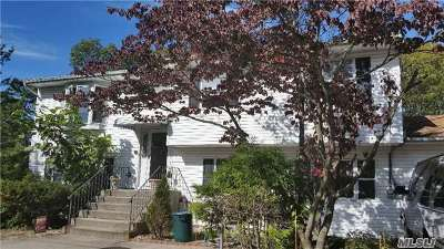 Selden Single Family Home For Sale: 619 Hawkins Rd