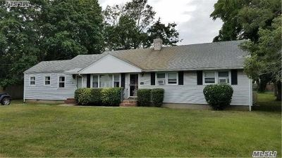 West Islip Single Family Home For Sale: 510 Hellwig Ln