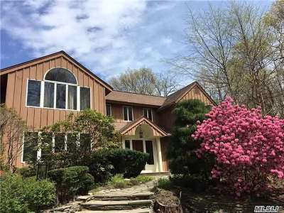 Setauket Single Family Home For Sale: 11 Crane Neck Rd