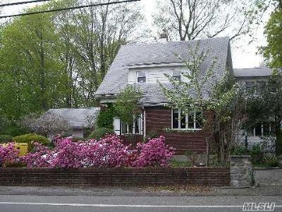 Huntington Rental For Rent: 29 N Woodhull Rd