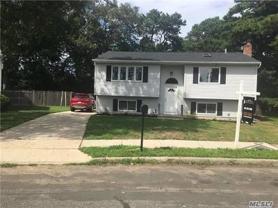 Copiague Single Family Home For Sale: 12 Mortell Ct
