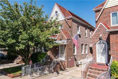 Middle Village Multi Family Home For Sale: 84-17 Penelope Ave