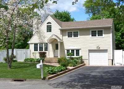 Huntington Sta NY Single Family Home For Sale: $449,900