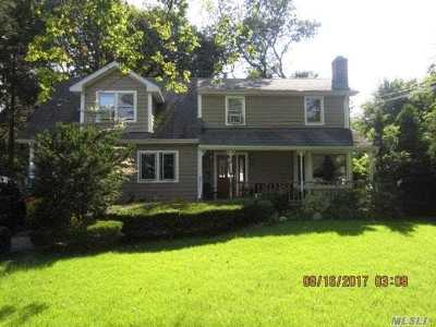Greenlawn Single Family Home For Sale: 106 Cuba Hill Rd