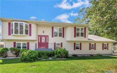 Ronkonkoma Single Family Home For Sale: 600 Rosevale Ave