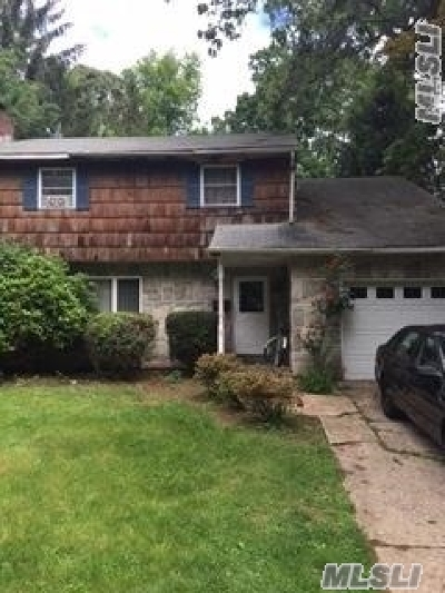 Huntington Sta NY Single Family Home For Sale: $350,000