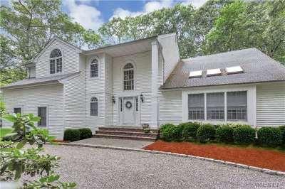 Setauket Single Family Home For Sale: 158 Quaker Path