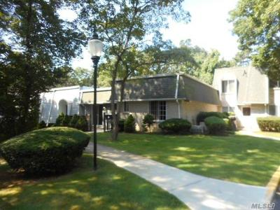 Medford Condo/Townhouse For Sale: 409 Birchwood Rd
