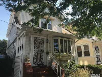 Woodhaven Single Family Home For Sale: 96-16 91st Ave