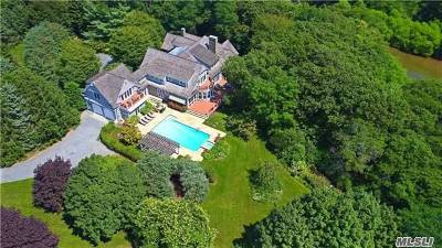 Bridgehampton Single Family Home For Sale: 23 Kellis Pond Way Hwy