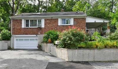 Huntington Single Family Home For Sale: 30 Crescent Dr