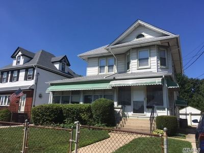 Lynbrook Multi Family Home For Sale: 57 Fowler Ave