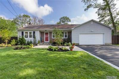 Smithtown Single Family Home For Sale: 70 Columbus Ave