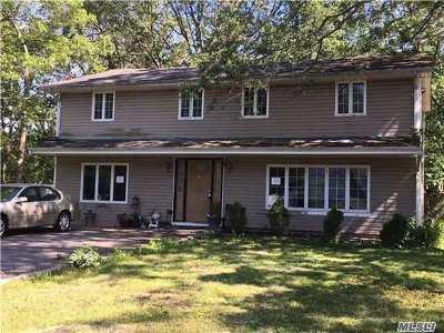 Ronkonkoma Single Family Home For Sale: 508 Joan St