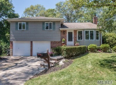 Smithtown Single Family Home For Sale: 6 Haven Ln