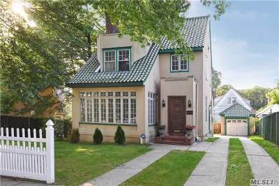 Forest Hills Single Family Home For Sale: 111-07 77th Ave