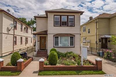 Queens County Multi Family Home For Sale: 43-15 160th St