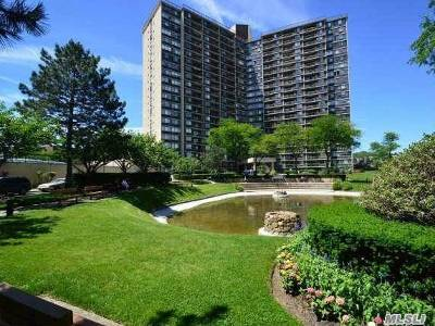 Queens County Condo/Townhouse For Sale: Two Bay Club Dr #11L