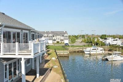 Freeport Condo/Townhouse For Sale: 21 Ocean Watch Ct #21