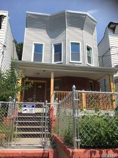 Queens County Multi Family Home For Sale: 110-11 14 Rd