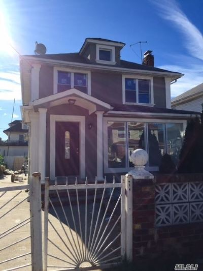 Queens County Single Family Home For Sale: 211-30 90 Ct