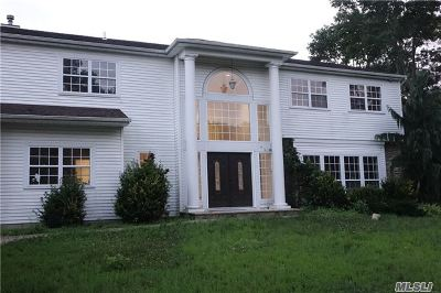 Suffolk County Single Family Home For Sale: 4 Wisteria Ln