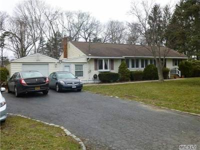 Suffolk County Single Family Home For Sale: 12 Frances Blvd