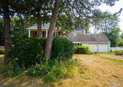 Suffolk County Single Family Home For Sale: 10 Wall St